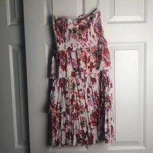 Venus Floral Sundress
